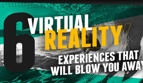 Virtual Reality is Real, and These VR Experiences Will Blow You Away | Virtual Reality VR | Scoop.it