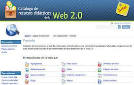 Unir – Catálogo de recursos didácticos de la Web 2.0 | Aprendo en la web | Educacion 2.0 | Scoop.it