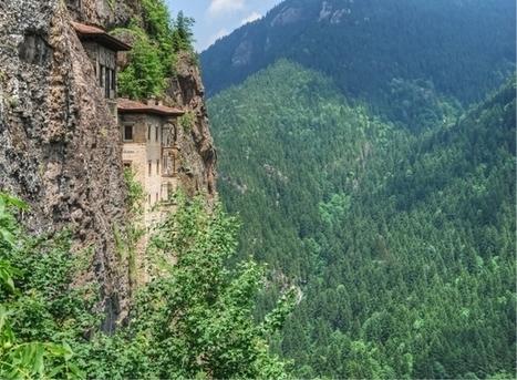 Sumela Monastery and The Black Madonna | Turkish Travel Blog | f2turkey | Scoop.it