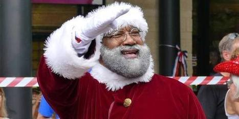 Racists target Mall of America after they employed their first ever black Santa | Stop xenophobia | Scoop.it