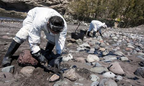 Oil spill reaches coast of Gran Canaria | Sustain Our Earth | Scoop.it