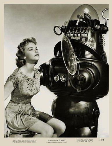 Des femmes et des robots vintages   La boite verte   Vintage, Robots, Photos, Pub, Années 50   Scoop.it