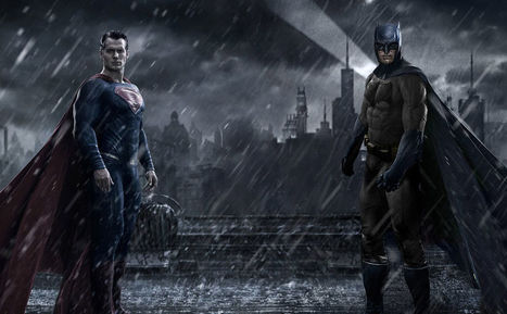 Ever Wondered How Batman Could Stand Up Against Superman Next Year? Here Are Some Points To Consider! | Comic Book Trends | Scoop.it