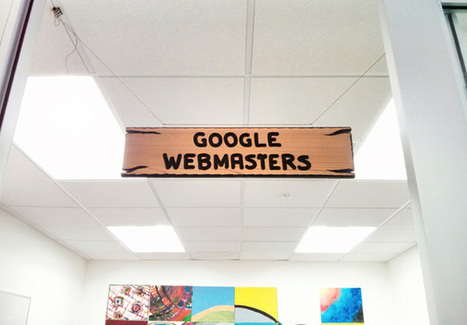 Google Webmaster Team Moves Offices & Gets Signage | Digital-News on Scoop.it today | Scoop.it