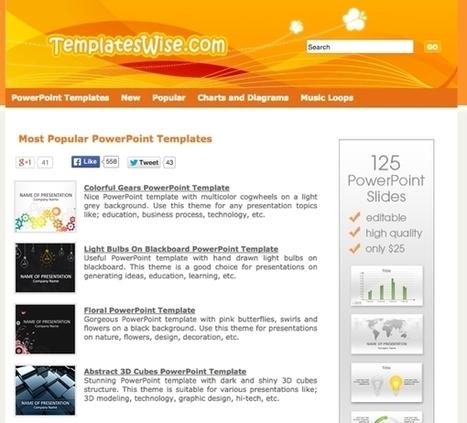 Dónde descargar y cómo instalar plantillas de PowerPoint | Educacion, ecologia y TIC | Scoop.it