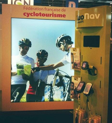 Salon Destination Nature 2013 | RoBot cyclotourisme | Scoop.it