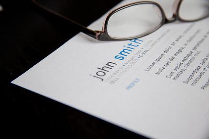 5 Resume Mistakes to Avoid | Jop and Career Tips | Scoop.it