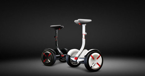 A Weird New Segway Is Finally Making Hoverboards Legit | Technology in Business Today | Scoop.it