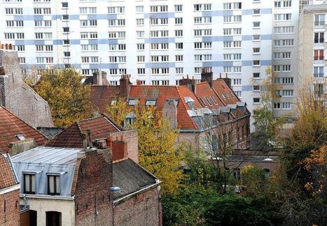 Loyers dans le Nord - Pas-de-Calais : pourquoi si cher ? - La Voix du Nord   Location appartements studios à Lille Wazemmes   Scoop.it