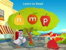 18 Apps for Beginning Readers | Apps for Little Learners | Scoop.it