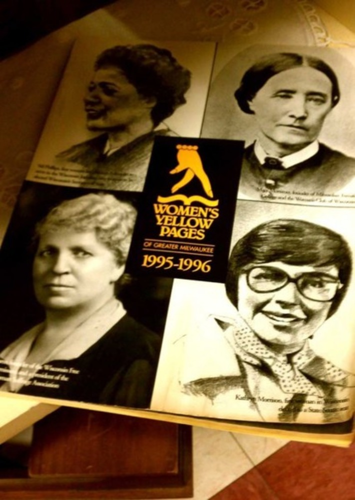 Women's Yellow Pages | Herstory | Scoop.it