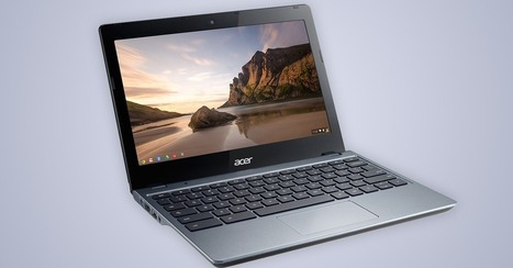 Acer C270 Chromebook Has the Power of a Real Laptop | Digital-News on Scoop.it today | Scoop.it