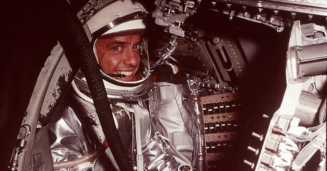 The First American in Space Wore a Pee-Soaked Spacesuit | Teaching Science Matters | Scoop.it