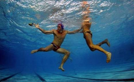 Underwater Tactics for Water Polo | iSport.com | Water Polo | Scoop.it