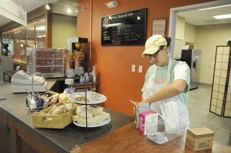 Courthouse Donuts adds library cafe | Tennessee Libraries | Scoop.it