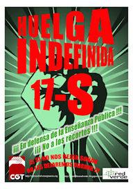 Asamblea por la Huelga Indefinida | Traiciones y reacciones a favor de la educación | Scoop.it