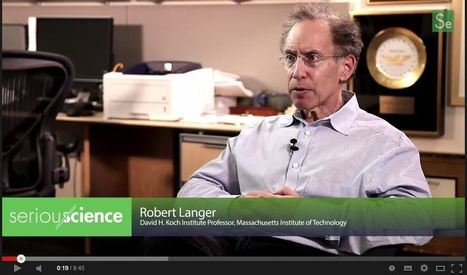 New Materials and Tissue Engineering - Robert Langer | Stem Cells & Tissue Engineering | Scoop.it
