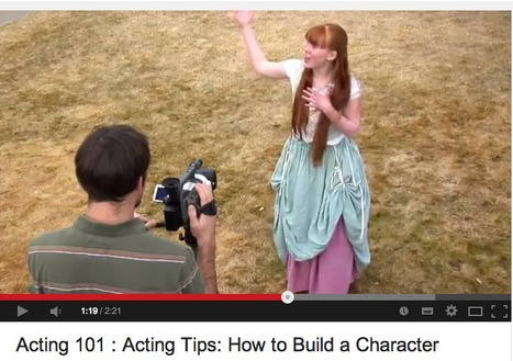 Creating a character | Drama - Characterisation | Scoop.it