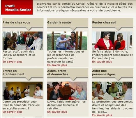 Moyenvic Grain de Sel - Cg 57 : Un portail pour les séniors | we love seniors - les scoops | Scoop.it