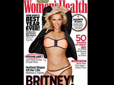 Britney Spears Wears Bikini For Women's Health, Reveals Her Fitness Regime | wigs I like | Scoop.it