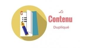 Tout savoir sur le contenu dupliqué | Social Media Curation par Mon Habitat Web | Scoop.it
