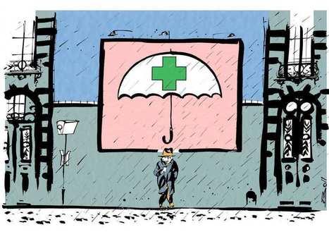 Assurance-santé : pourquoi la recomposition s'accélère - Les Échos | RésoSanté | Scoop.it
