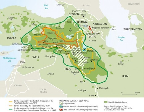 CNA: Los caprichos fronterizos de Oriente Medio | La R-Evolución de ARMAK | Scoop.it
