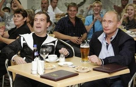 """redecastorphoto: Pipoca, por favor, enquanto os """"Agitadores de Putin"""" mandam em Kiev   Saif al Islam   Scoop.it"""