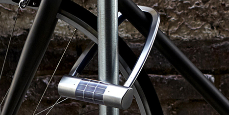This Bluetooth U-Lock Brings Keyless Entry to Your Bike   Design   WIRED   E-bike Assist : News and tips on e-Bikes products & maintenance   Scoop.it