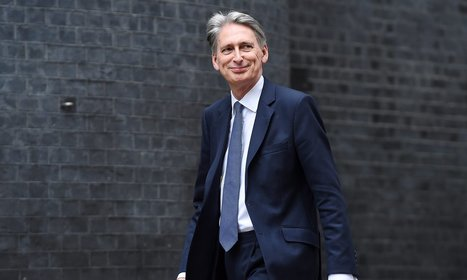 Theresa May unveils new cabinet, with Philip Hammond appointed Chancellor of the Exchequer - The Guardian | UK Real Estate News | Scoop.it