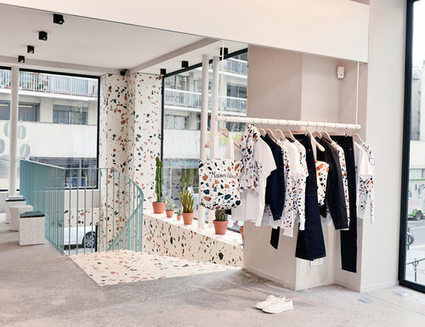 Maison Kitsuné a ouvert sa plus grande boutique parisienne   Retail Intelligence®   Scoop.it