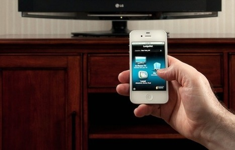 App Makes Your Smartphone a Hotel TV Remote Control | kenkwl | Scoop.it