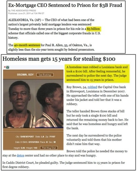 Justice System | Economic Justice | Scoop.it