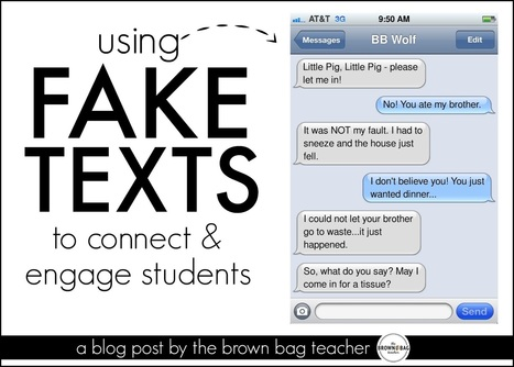 Texting in the Classroom | Learning Bytes from The Consultants-E | Scoop.it
