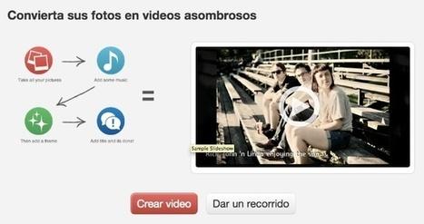 Picovico: crea vídeos a partir de tus fotografías fácilmente | #REDXXI | Scoop.it