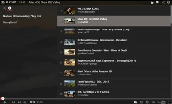 YouTube's New Playlist Player | YouTube Tips and Tutorials | Scoop.it
