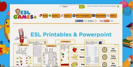 Great sites for EFL Teachers | Tips and resources for TEFL | Scoop.it