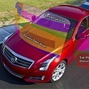 New driver visibility technology in the Cadillac ATS | Cars and Bikes | Scoop.it