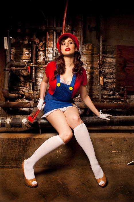 Mario she | All Geeks | Scoop.it
