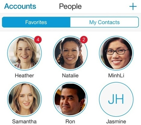 IBM Launches 'Verse' Business Webmail That Integrates Social Media | Bringing Light - Technology Focus | Scoop.it