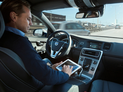 Volvo Matches Google's Test of City-roaming Cars - IEEE Spectrum | leapmind | Scoop.it