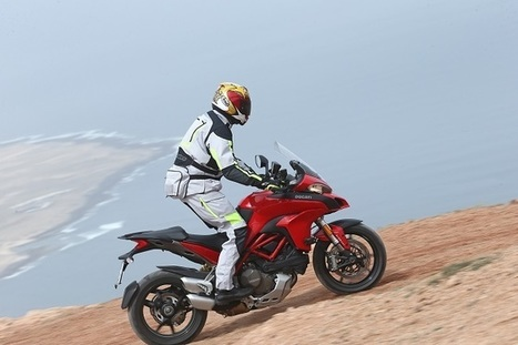 New 2015 Ducati Multistrada 1200S: First test! | Ductalk Ducati News | Scoop.it