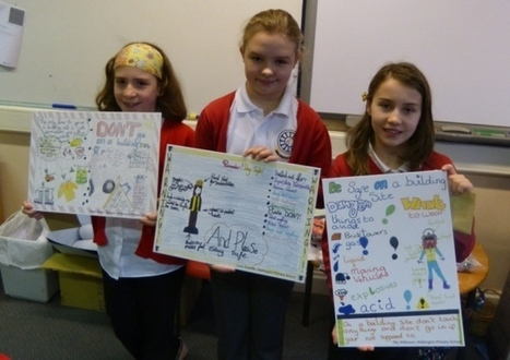 Design a Sign competition teaches children the significance of health and safety - Driffield Today | Safety Signs | Scoop.it