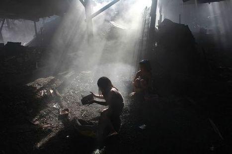 Manila, i bambini  della città del carbone   itsmorefuninphilippines   Scoop.it