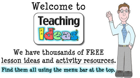 Teaching Ideas - Free lesson ideas, plans, activities and resources for use in the primary classroom. | The Design and Technology Curriculum and Sustainability | Scoop.it