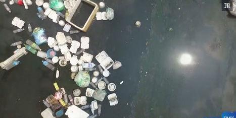 La pollution des canaux de Phnom Penh filmée par un drone | Chronique d'un pays où il ne se passe rien... ou presque ! | Scoop.it