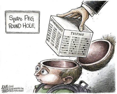Standardized tests: Killing education? - Orlando Sentinel | State of Educational Assessment | Scoop.it