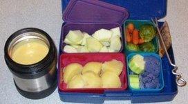 Vegan Lunch Box: Fondue | school lunch | Scoop.it
