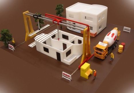 3D Printed Houses Might be Closer Than You Thought | 3D-printing-s2897670 | Scoop.it