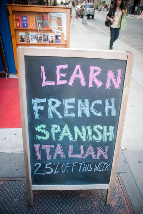 Bilingual? Why Your Brain Says Merci | Conciencia Colectiva | Scoop.it